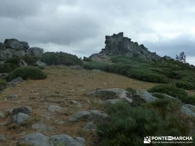Cuerda de las Cabrillas - Senderismo en el Ocaso;excursion sierra madrid rutas de la pedriza